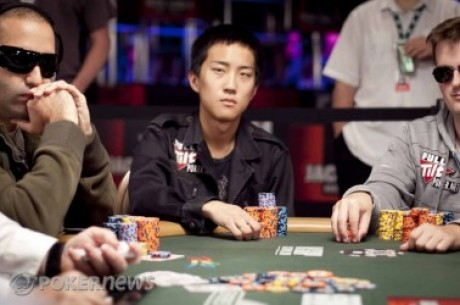 WSOP pagrindinio turnyro partijos analizė su Adamu Junglenu. Pirma dalis