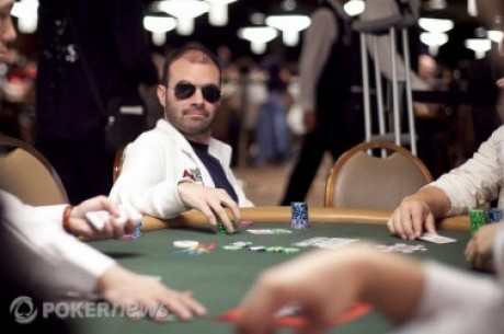 Извън покер масата с Arnaud Mattern