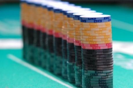 警方进袭香港扑克之家的欢送会