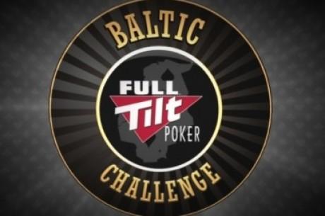 Riias algasid Baltic Full Tilt Poker Challenge filmivõtted