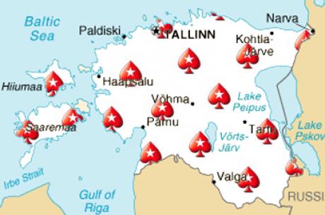PokerNews Boulevard: PokerStars krijgt licentie in Estland en meer...