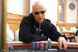 Perica Bukara a chipleader a 2010 Full Tilt Poker Merit Cyprus Classic High Roller döntő...