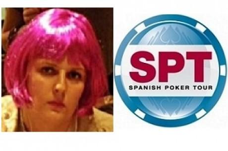 Arranca el Spanish Poker Tour de Everest en Castellón: Laura Cantero, chip leader del día 1
