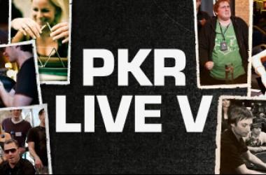 PKR Live се завръща за петото си издание