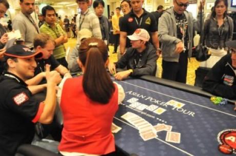 扑克牌迷又来到马尼拉参加即将进行的亚洲扑克巡回赛菲律宾站