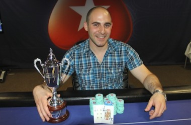 Nicholas Abou Risk Wins PokerStars UKIPT Edinburgh