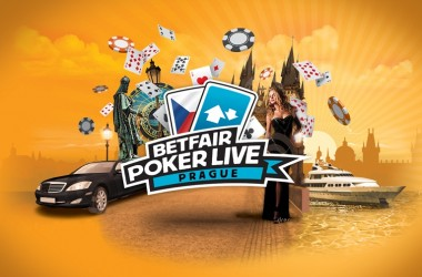 Betfair Poker LIVE! Прага