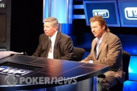 World Poker Tour Legends of Poker: Andy Frankenberger занимает первое место