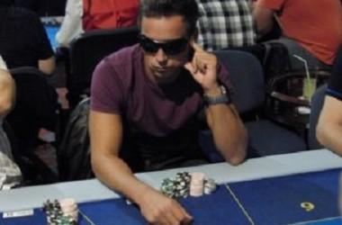 Liga 888.com Poker La Toja: el día 1B acaba con sólo 36 jugadores vivos. Fran Mora, líder en...