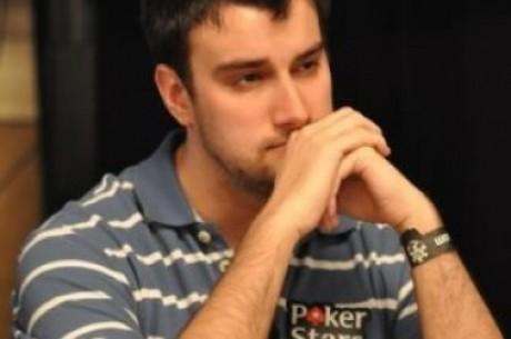 PokerStars EPT Vilamoura: Dia 1A fecha com André Coimbra na frente