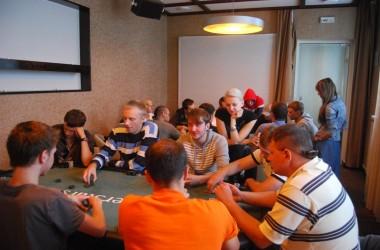 Vilniaus regioniniame turnyre niekas neprilygo Pauliui Mikaliūnui