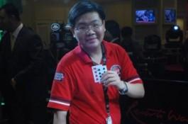 マイケル・クーア氏はAPTフィリピン2010年のメインイベントを勝ち取ります