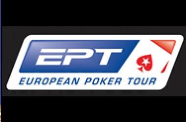 2010 PokerStars EPT Vilamoura  dag 2 - Tom Johansen ligger som nr 5 etter siste chip count