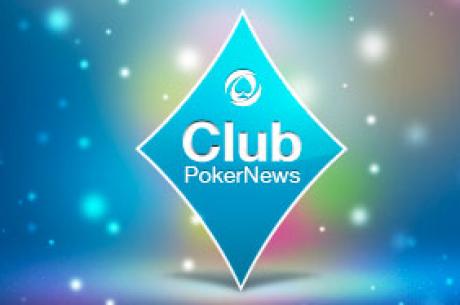 Clube PokerNews está a oferecer cinco freerolls com prémios de $10.000 ou mais