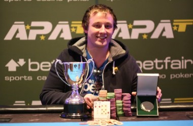 Ben Young Wins APAT World Amateur Poker Championships