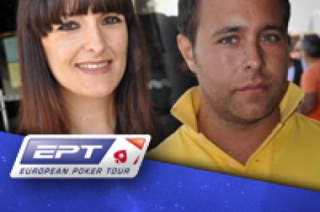 EPT Vilamoura: Sérgio Coutinho e Filipa Lemos no Dia 4