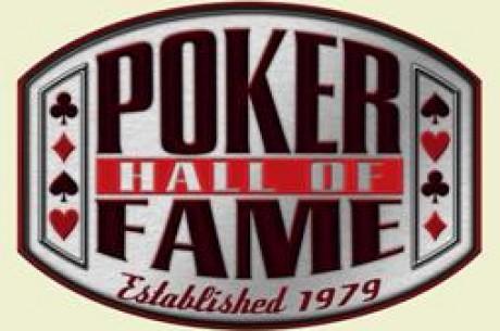 Conheça os 10 Finalistas ao Poker Hall of Fame 2010