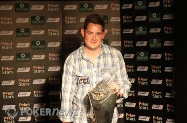 Jacobson slutar tvåa i PokerStars EPT Vilamoura - Lewis vinner