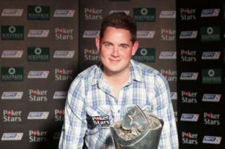 PokerStars EPT Vilamoura: Toby Lewis úspěšně dokončil Britské tažení a získal titul