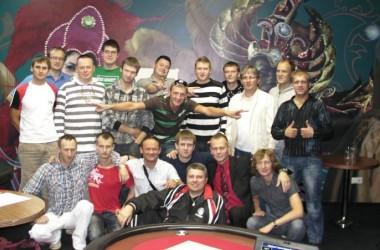 Saulės mieste uždaryta sportinio pokerio vasara