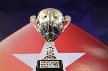 PokerStars Balkan Poker Festival Ден 1А - Пламен Тодоров води по...