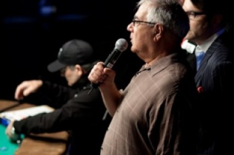Nightly Turbo: World Poker Tour Londres, Barney Frank no Jay Leno, e mais