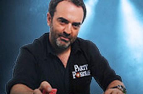 Bruno Solo entre en scène (Pub TV PartyPoker.fr)
