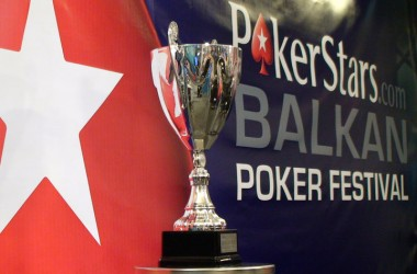 PokerStars Balkan Poker Festival Ден 1Б - Kiril Sidorоv от Русия е лидер