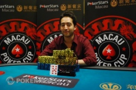 McCarty Rules PokerStars MPC Red Dragon