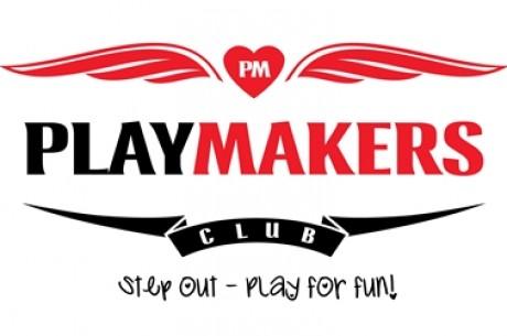 Uus mängude klubi Playmakers Club alustas võimsalt!