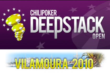 Ganhe Uma Entrada Grátis no Chili Poker DeepStack Open Vilamoura