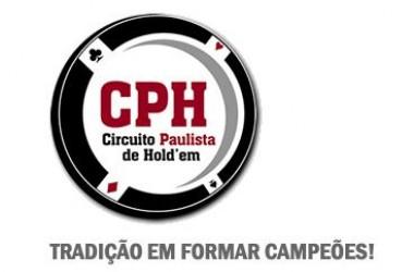Oitava Etapa do Circuito Paulista de Hold'em - 10 a 12 de Setembro