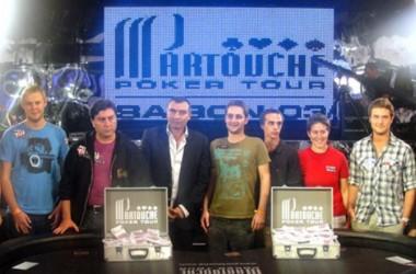 Östensson på 19 plats i Partouche Poker Tour - Klart för finalbord