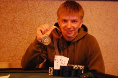 Vilniaus regioniniame turnyre triumfuoja Glebas Krestnikovas!
