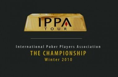 IPPA Championship - $250,000 buy-in turnering i Monte Carlo