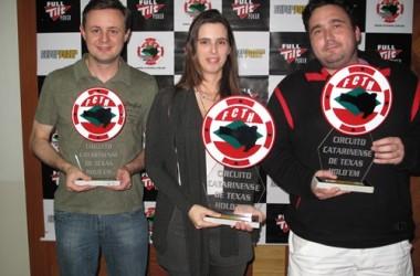 Renata Dutra Vence a Parada de Jaraguá do Sul do Circuito Catarinense de Texas Hold'em
