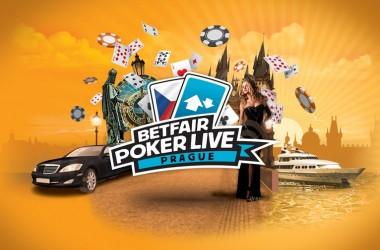 Betfair Poker Live в Праге с 20 по 24 октября - регламент, призы...