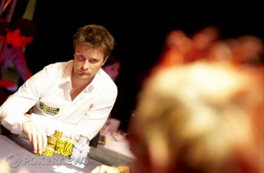 2010 WSOPE Event #1, Day 2: Pantling Leads Final Table