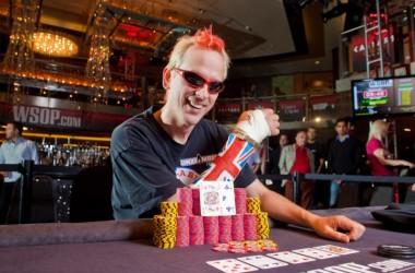 WSOPE 2010 - Phil Laak vant Event #1