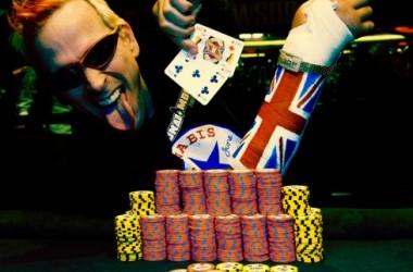Phil Laak Wins Event#1 £2,500 Six Max