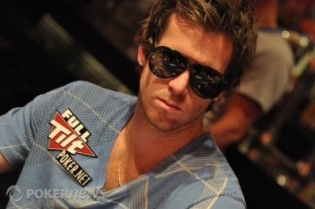 2010 WSOPE Event #2, Den 2: Racener se drží v čele, Laak svůj druhý náramek nezískal