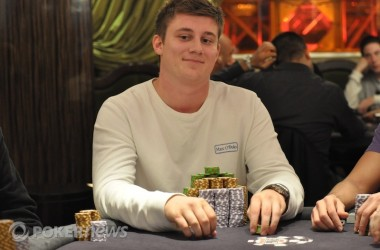 Antog Wigg tvåa efter dag 1a i WSOPE Event #3 - £1075 No Limit Hold´em