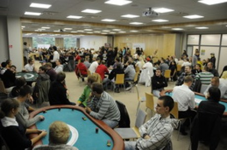 PokerStars.net LSPT Druskininkų etapo pirmosios dienos apžvalga (+video)