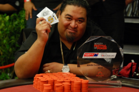A hatalmas Danny 'Brotha D' Leaoasavaii nyerte az APPT Aucklandet
