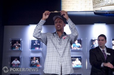 World Series of Poker Europe: Phil Ivey em Discurso Directo