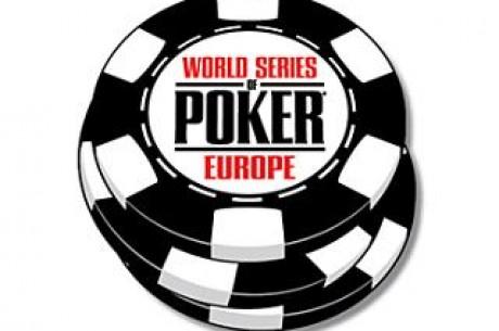 WSOPE London: Jeppe Bisgaard fik 3. plads i Event #3
