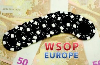 WSOPE 2010: День 3 Турнира #3 и День 1 Турнира #4