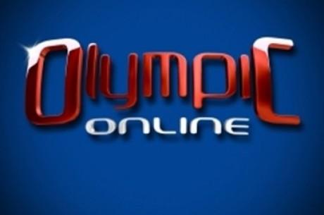 Olympic Online igakuine PokerNewsi freeroll sel pühapäeval!