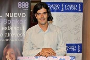 Etapa #9 de la Liga 888.com Poker La Toja: el ganador fue José A. Cabaco