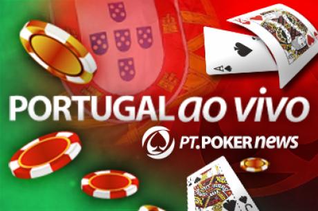 Portugal ao Vivo - Hoje às 21:30 nas PokerStars!
